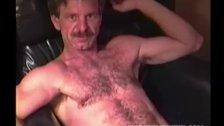 Mature Man Dale Jerks Off