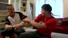 Spanking young boy sport gay Spanked Into