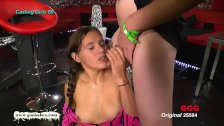 Young Susi Star masturbates and gets her pretty face cum covered