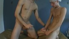 Young and Hung Cameron and Daxter Sucking Dick