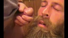 Homemade Video of Mature Amateur RW Beating His Meat