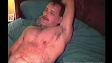 Homemade Video of Mature Amateur Steve Jacking Off