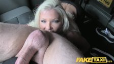 Fake Taxi Hot estate agent gets creampied - duration 11:07
