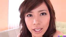 Keito Miyazawa gets man with large dick to fuck her hard