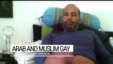 Arab gay Libyan daddy soldier: huge, brown, juicy dick-xxx arab