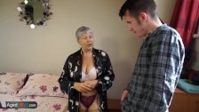 : AgedLovE Horny Grannies Hardcore Sex Compilation