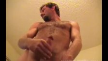 Homemade Video of Mature Amateur Rick Jacking Off