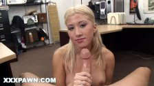 XXXPAWN - Stripper Cristi Ann Visits a Pawn Shop for Fast Money (xp14332)