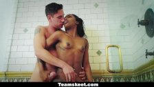 TeamSkeet - Hotties Fucked In The Bathroom Compilation