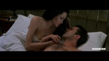 Angelina Jolie Nude Bed Scene with Antonio Banderas
