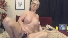 Blonde Slut Penetrated Both Holes At The Same Time