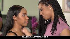 BlackValleyGirls- Hot Ebony Bffs Scissor & Fuck