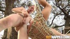 Sean Taylor bangs his little bitch slave Chris Jansen