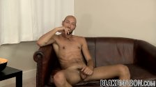 Spanish hunk Dominic Arrow masturbates