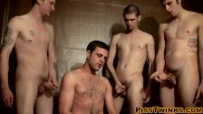 Cooper Reeves and Welsey Kincaid orgy