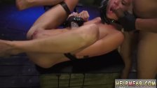 Pony slave brutal bdsm anal punishment