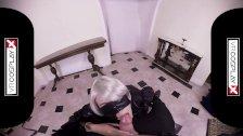 VR Cosplay X Fuck Zoe Doll In Nier Automata XXX VR Porn