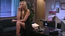 Julia Ann getting drilled at the office by her boss