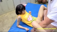 Aya Miyazaki Jav Idol Fucked In The Gym Changing Room On the Floor - duration 10:10