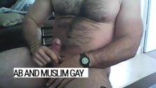 Powerful stallion, muslim beast: Sameer longs for Arab gay tight holes-arobxxx