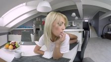 VRBangers-PUSSY FOR BREAKFAST – KATY ROSE VR MASTURBATION
