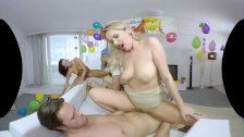 Reality Lover's Bday Orgy Nikky Dream, Vanessa Decker, Lucia Denville