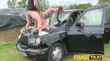 Fake Taxi Wet white panties in her mouth and fucked hard - duration 10:37