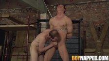 Sean Taylor & Billy Rock enjoy some BDSM