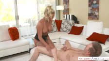 Blonde with huge boobs Phoenix Marie – Anal Master