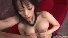 Threesome extreme for busty Asian woman Kyouko Maki - duration 12:10