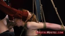Bondage room gangbang Sexy young girls,