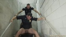 Cops and young boys gay porn movie Fucking