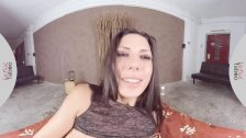VIRTUAL TABOO Sensual Alexa Tomas With Sweet Pussy
