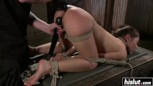 Ass banging for a submissive slut