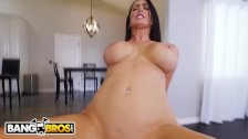 BANGBROS - Juan El Caballo Loco Gets MILF Reagan Foxx For His Birthday - duration 2:49