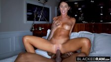 BLACKEDRAW Beautiful hot wife loves to rim black bulls in hotels