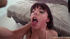 School punishment Gina Valentina Gets Her