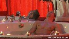 Erotic massage  for penis enlargement