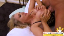 Exuberant Mother Julia Ann Loves Strong Cock
