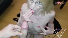 My Dirty Hobby - Skinny MILF has a quick fuck