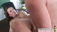 Draconian Not-Mama Janet Mason Gets Perfect Fuck