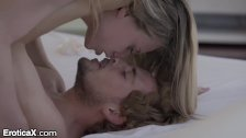 Passionate Young Couple Make Creampie Love