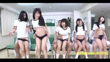 Jav Idols Himekawa Yuuna Yazawa Mimi And Friends Get Creampies