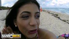 Movie:BANGBROS - Skinny Venezuelan B...