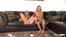 Britney Amber and Kat Dior Are Ready To Orgasm with Toys