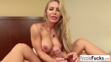 Nicole Aniston Makes you cum - duration 6:45