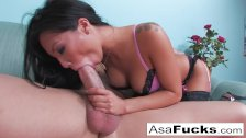 Asa Gets Pounded hard