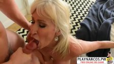 Sensuous Mom Leah LAmour Take Cock Hard Young Stepson