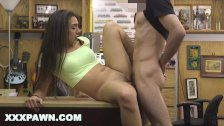 XXXPAWN – Lilly Hall Sells Her Ass At Pawn Shop To Get Her Car Back