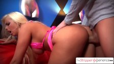 The Stripper Experience - Britney Amber gets pounded by a big dick